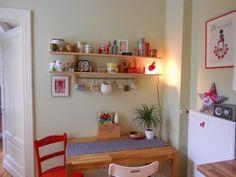 Regal in meiner Küche von Philippa