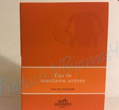 Hermes EAU DE MANDARINE AMBREE Eau de Cologne .06oz/2ml SAMPLE New & CARDED - http://health-beauty.goshoppins.com/fragrances/hermes-eau-de-mandarine-ambree-eau-de-cologne-06oz2ml-sample-new-carded/