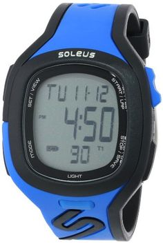 Soleus Mens SR016040 Stride Watch >>> Check out this great product. (This is an affiliate link) #FitnessAccessories