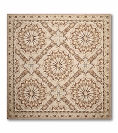 French Aubusson. th century and were made in Aubusson, a small medieval town in France. The rugs have motifs in traditional design. This French Aubusson needlepoint design is 100% wool in thin pile. | eBay!
