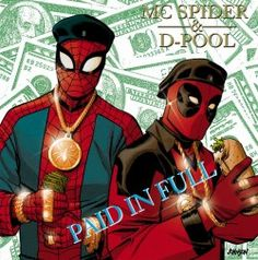 Marvel Kicks It Old School with Classic Hip-Hop Album Variant Covers - Comic Book Resources