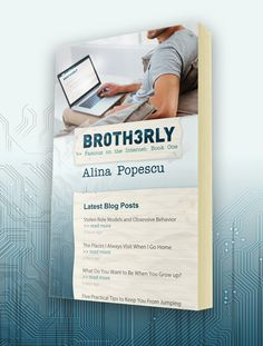 #Review ? Br0th3rly (Famous on the Internet, Book One) by Alina Popescu + Giveaway