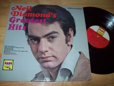 "NEIL DIAMOND'S GREATEST HITS BANG BLPS-219 STEREO EXCELLENT 12"" LP vinyl record  $21.98"