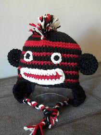 Knotty Knotty Crochet: Funky Monkey Free pattern