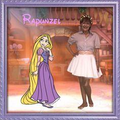 Disney Movie, Disney's Tangled, Disney's Tangled Disneybound, Disney's Rapunzel, Rapunzel Disneybound, Disney Princess, Disney Princess Disneybound, Lilac Shirt Disneybound, White Skirt Disneybound, Disneybound Lilac, Disneybound White