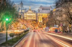 Madrid lights - Madrid - by Carlos Ramírez de Arellano del Rey