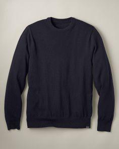 Eddie Bauer Skyline Solid Crewneck Sweater $29.99