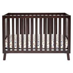 Delta Children Manhattan 3-in-1 Convertible Crib - Grey : Target