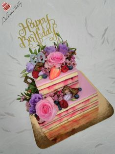 Desať receptov na punčové rezy | Tortyodmamy.sk Desi, Birthday Cake, Punk, Food, Cakes, Tart, Cake Makers, Birthday Cakes, Essen