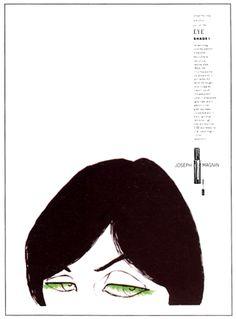 Josepth Magnin Ad - Margaret larsen