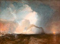 J.M.W. Turner - Staffa, Fingal's Cave