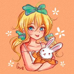 Another quick Marjorine doodle, also she's holding a bunny because you know how much I love adding implied bunny in my stuff. Stan South Park, Best Comedy Shows, South Park Anime, Park Art, Doodles, Bunny, Artist, Fictional Characters, Buttercup