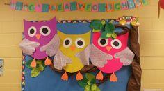 68 Ideas Classroom Door Decorations Back To School Owl Themes
