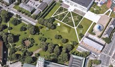 Modificando temporalmente la ciudad: espacios urbanos experimentales en Aarhus, Dinamarca,The City Park / Schønherr. Image Cortesía de Schønherr