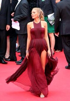 Blake Lively at the 2014 Cannes