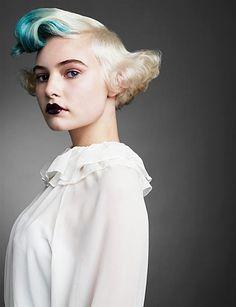 Saco Hair - Dollhouse look