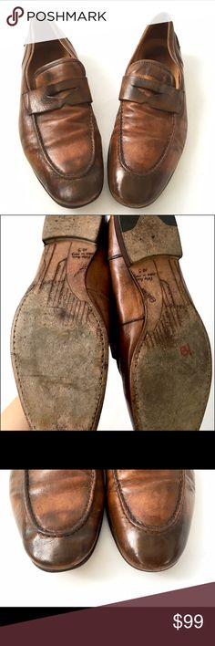 Mens too boot New York Adam Derrick loafers Preowned but great quality and durability and comfort. Mens size 10 Adam Derrick Shoes Flats & Loafers