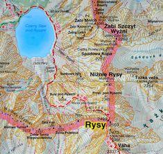 Opis szlaku na Rysy z Morskiego Oka Trips, Viajes, Travel