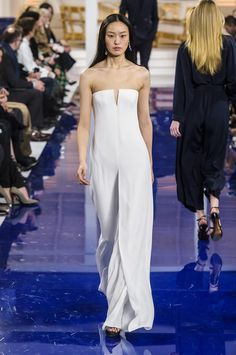 BRIGHT AND BEAUTIFUL: RALPH LAUREN April 25, 2018 | ZsaZsa Bellagio - Like No Other