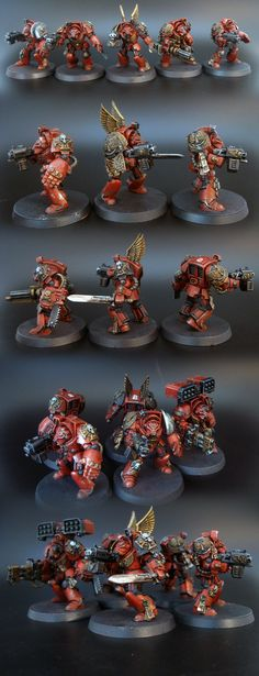 Blood Angels Army Project (pic carpet bombing) - Page 36