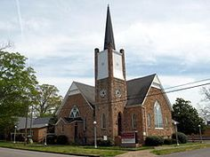 Episcopal Church - built in 1888
