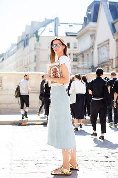 On the Street…At Lanvin, Paris