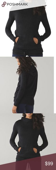 Lululemon Sweet Savasana Pullover NWOT CARE + FABRIC: BOOLUX™ FABRIC|CARE BOOLUX™  Boolux™ fabric is a blend of cashmere, TENCEL® and rayon from bamboo  super soft NWOT lululemon athletica Sweaters