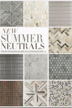 Your neutral palette