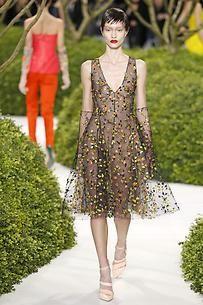 Fashion Week Paris_Haute Couture_Dior_Frühjahr-Sommer 2013