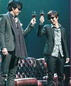 Ono Daisuke & Kamiya Hiroshi ☆ Kanpai!!