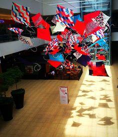 Art Instalation shopping mall guadalajara  andares shopping mall