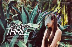 Dress To Thrill Photos Andrea D'Aquino / Styling Daniel Balks & Arkadius Giesek