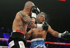 Boxing: Miguel Cotto vs Ricardo Mayorga
