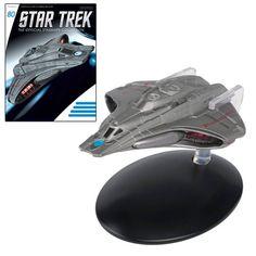 BLOG DOS BRINQUEDOS: Star Trek Starships Federation Scout Ship