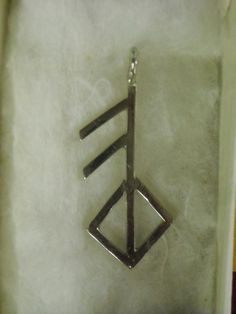 Old Nordic Rune for Love by timinyuma on Etsy.