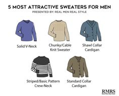 A list of 10 casual wardrobe essentials for men to have for cold weather. Ten rugged, stylish items that guys need to use to their advantage. Cold Weather Fashion, Cold Weather Outfits, Casual Winter Outfits, Real Men Real Style, Mens Style Guide, Men's Wardrobe, Cardigan Fashion, Attractive Men, Men Sweater