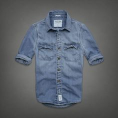 Since October or November time in 2013 (I think), I started having an  obsession of shirts especially denim. 0c4f2309699