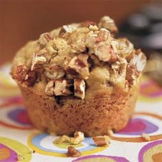 Brown Sugar-Banana Muffins | MyRecipes.com