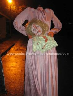 Headless Scary Halloween Costume
