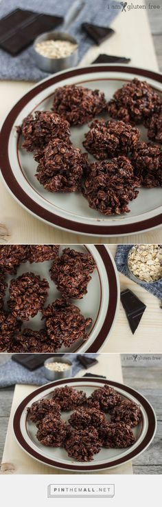 Honey No Bake Cookies--Refined sugar free and can be made grain free.