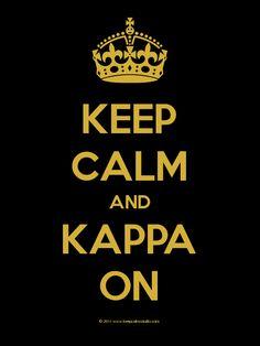 Keep calm and Kappa on.   Insomnia + meme generator.