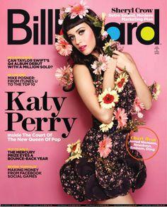 Katy Perry | Billboard Magazine July 2010
