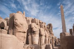 Egitto vacanze, Tempio di Karnak http://www.italiano.maydoumtravel.com/Pacchetti-viaggi-in-Egitto/4/0/