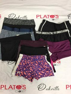 Get up & get moving! Jan 14+15 only #PlatosClosetOakville is bringing a whole new crop of athletic wear to our sales floor – From brands like #Nike, #VS and more! Make this year your best year yet and look fab while you get fit! Hurry in, these hot looks are going fast! #fitness #workout | www.platosclosetoakville.com