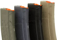 HexMag 30rd AR-15 Magazines. Black, FDE, and limited quantity of OD Green now available. Call us at 855-705-5463 to order yours.