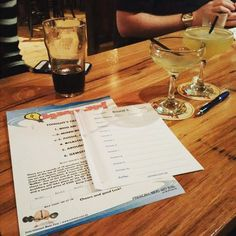 Trivia for the win! #SHAN3280 #warrnambool #rotractteam #sexygeorge #trivia #rotract #team #weknowall #theansweris42 #42 by alphabrooke