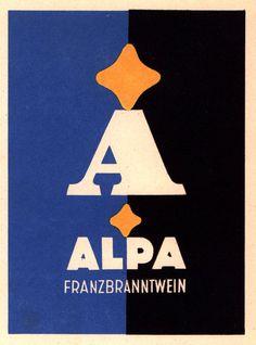 Reklame aus Deutschböhmen