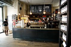 kaffe 1668 : my go-to place for espresso. Contender for best coffee alongside jacks stir brew