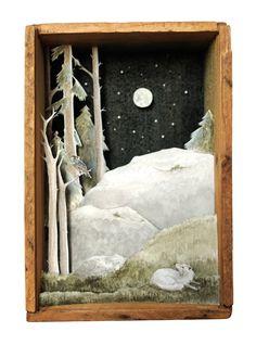 The Watcher - Allison May Kiphuth - Nahcotta