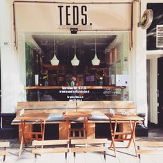 Ted's all day brunch #Amsterdam; Instagram photo by @talkinfood (Marjan Ippel) | Iconosquare